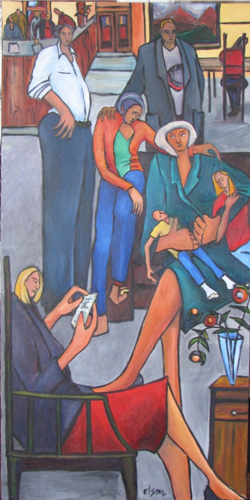 Women and Mothers, 2014